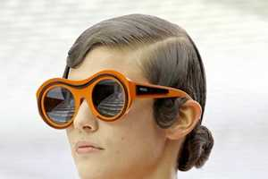 Prada Sunglasses Collection for 2011 is Geek-Chic