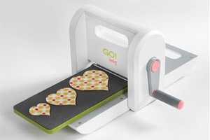 The AccuQuilt GO! Baby Fabric Cutter is a Portable Textile Puncher