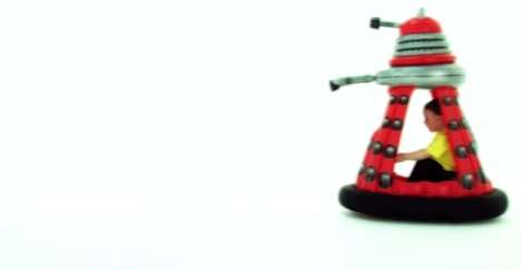 Ride-In Dalek