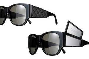 These Chanel Sunglasses Hide a Handy Secret