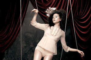 Tina Patni Ties Up Some Hot Models for the Diva Models Calendar