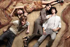 The Byblos Spring Summer 2011 Campaign is Fashionably Relaxed