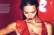 Hot Vixen Editorials