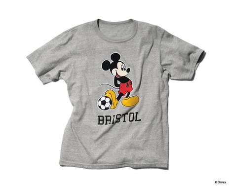 SOPHNET Disney Football Collection