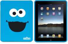 Kid-Friendly Device Covers - These Sesame Street iDevice Cases by Dreamgear are Super Cute