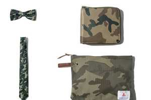 The Sophnet SS11 Accessories are Covered in Camo