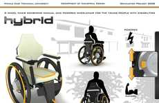 Dual Power Wheelchairs