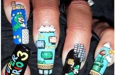 60 Nifty Nail Designs