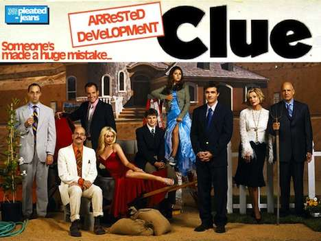 arrested development edition of clue