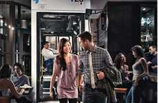 Door-to-Door Transport Ads - York Region Transit Campaign Delivers You to Your Destination
