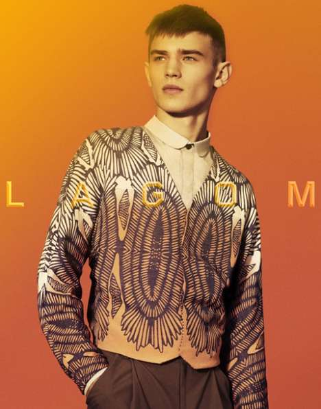 The Langom SS11 Collection Will Make the Season More Stylish