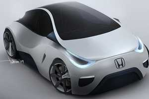 The Futuristic Liviu Tudoran Honda Native Concept Design