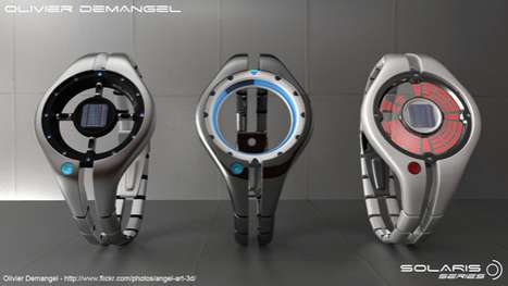 Solaris Series Concept Watches