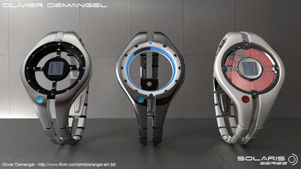 Sci-Fi Timepieces