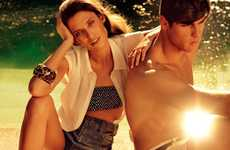 Tropical Summer Spreads - The Blanco Spring Summer Campaign is Hot and Sunny