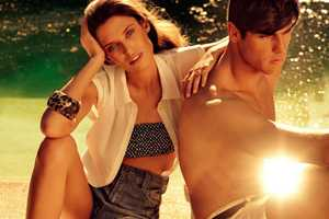 The Blanco Spring Summer 2011 Campaign is Hot and Sunny