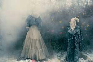 Denise Grunstein Captures Intense Ethereal Images