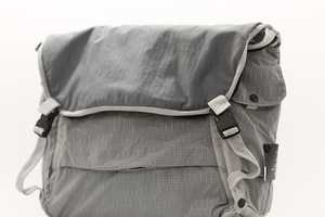 The Stone Island Shadow Men's Bag Can Also Used as a Backpack