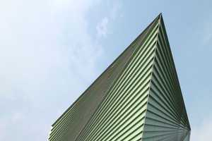 The Centre for Sustainable Energy Technologies is a Geometric Wonder