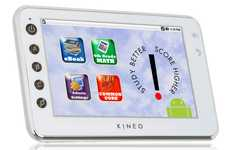 Student-Specific Tablets - The Kineo Android Tablet is Made for School Settings