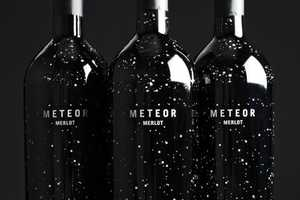 Meteor Wines by White Fences Vineyard Take You Away into the Dark Universe
