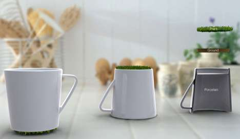 grow up ceramic mug