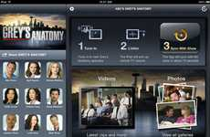 Interactive TV Apps - The Grey's Anatomy Sync App Lets You Interact With the Live Show