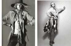 Vintage Vixen Editorials