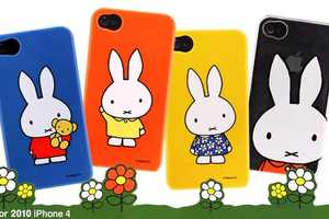 The Miffy iPhone 4 Case is a Cute Alternative to Hello Kitty Covers