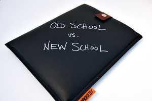 The Brokesy Chalkboard iPad Case is Not Just for Teachers