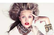 15 Fierce Frida Gustavsson Photo Shoots