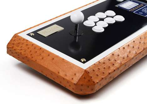 Luxury Game Controllers - This Fancy Hoon Video Game Controller Offers Classy Console Gaming