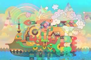 Matt Lyon AKA C86 Creates Amazing Visuals