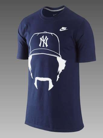 Nike Cooperstown Heritage Shirt