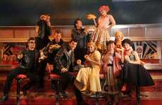 New York Bakery Co Stages 20-Minute Morning Performance of Grease