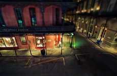 Miniaturized Street Photography