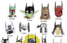 Sci-Fi Superhero Crossovers