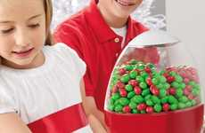Motion-Activated Candy Dispensers