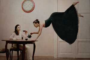 The Photography of Anka Zhuravleva Captures Surreal Suspended Scenes