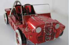 Coca-Cola Model Cars