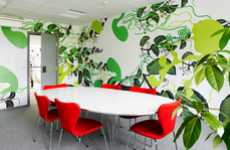 Organic Toymaker Offices - The LEGO Group Workspaces Encourage Out-of-the-Block Thinking