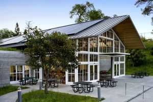 The Branson School Student Commons is a Breath of Fresh Air