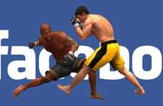 Social Media Slugfests - UFC Facebook Streaming Offers Sidestep TV to Bring Fights to Fans