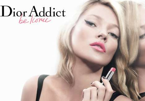Kate Moss Dior Addict Lipsticks