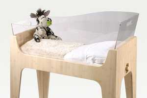 Castor & Chouca Create Green Bedroom Sets for Babies and Toddlers