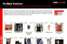 Get Men's Fashion Market Research in our Unrivaled Report