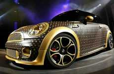 The FS Monogramed Mini Cooper is a 252hp Louis Vuitton Handbag