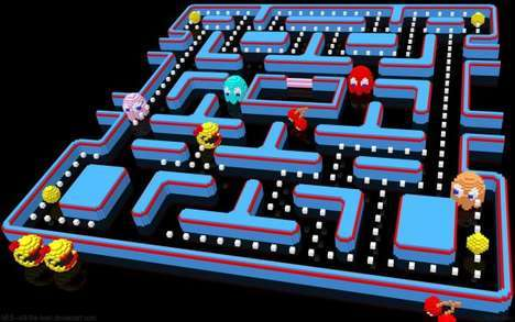 Pac Man Innovations
