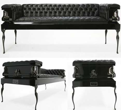 Autum Heretic Coffin Couches
