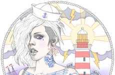 Femme Tattoo Art